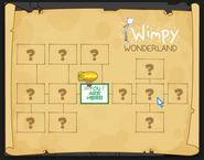 Wimpy Wonderland Island Map (Unfinished)