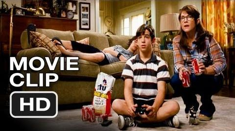 Diary of a Wimpy Kid Dog Days Movie CLIP - Physical Exercise (2012) - Zachary Gordon Movie HD