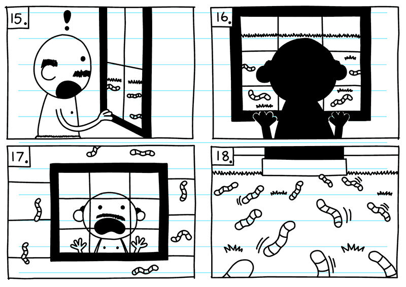 Diary Of A Wimpy Kid The Ugly Truth Script