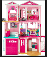 Real Life Barbie Dream House
