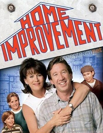 Mejorando la casa doblaje wiki fandom powered by wikia for Home improvement tv wiki