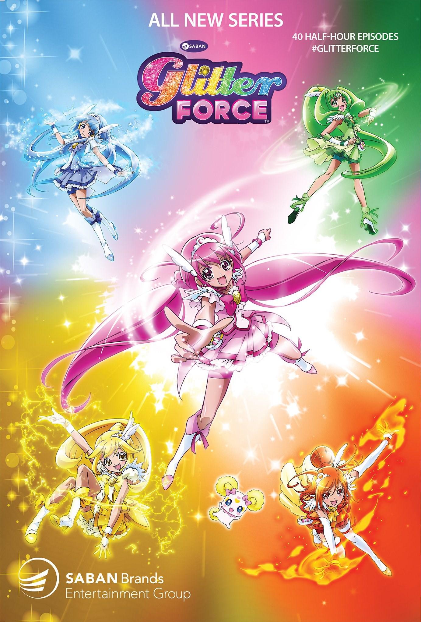 Glitter Force | Doblaje Wiki | FANDOM powered by Wikia