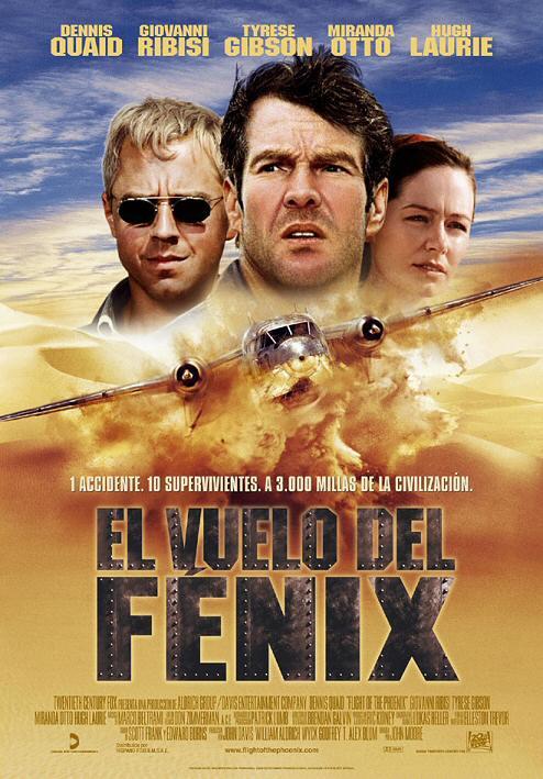 El vuelo del Fenix (2004)