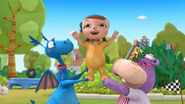 Stuffy, hallie and tessie2