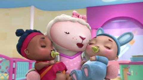 Doc McStuffins - Lambie Stuffy Switcharoo EXCLUSIVE CLIP