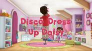 Disco Dress Up Daisy