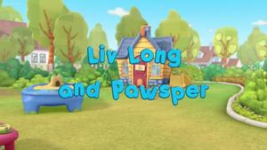 Liv Long and Pawsper