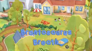Brontosaurus Breath