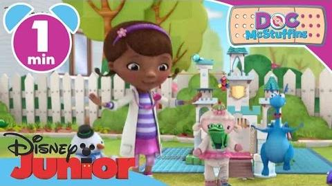 Doc McStuffins Jumping Time! Disney Junior UK