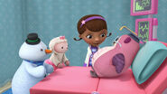 Doc, lambie, chilly and professor hootsburg