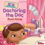 Doctoring the Doc Read-Along Storybook And CD