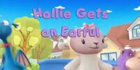 Hallie Gets an Earful