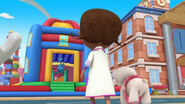 Doc and lambie go to boppy's house