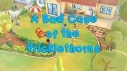 A Bad Case of the Pricklethorns