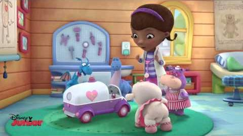 """Rosie The Rescuer"" Song Doc McStuffins Disney Junior UK"