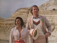 Caves of Androzani 8