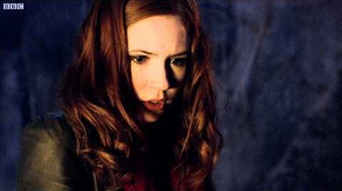 Amy vs Cyberman - Doctor Who - The Pandorica Opens - BBC
