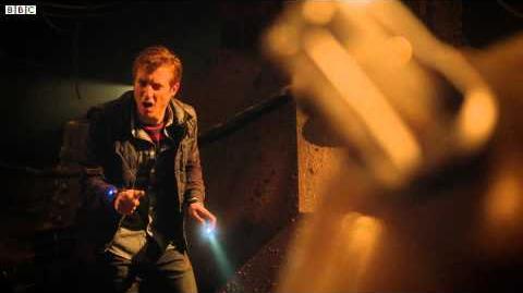 Eggs? - In the Asylum - Doctor Who - Asylum of the Daleks - BBC