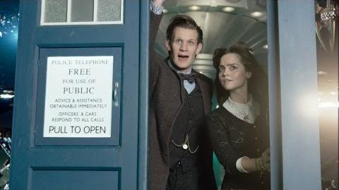 The Time of the Doctor second trailer - Doctor Who Christmas Special 2013 - BBC