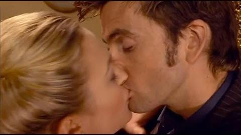 Reinette and the Doctor - Doctor Who - The Girl in the Fireplace