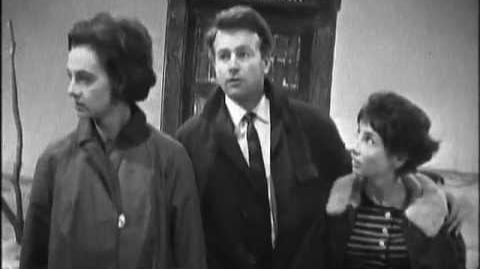 The Doctor is ridiculed - Doctor Who - An Unearthly Child - BBC