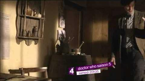 Bande-annonce Doctor Who - Saison 5 - France 4