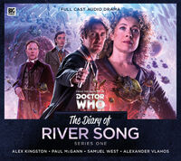 The Diary of River Song- Series 1