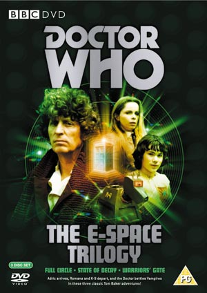 E space trilogy uk dvd