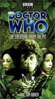 Creature from the pit us vhs