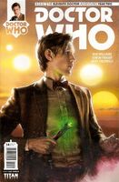 Eleventh doctor year 2 issue 14a