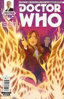Twelfth doctor issue 12a
