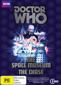 Space museum chase australia dvd