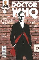 Twelfth doctor issue 2a