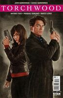 Torchwood issue 3a