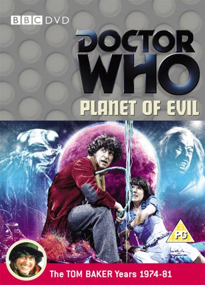 Planet of evil uk dvd