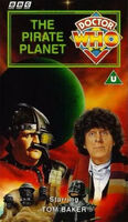 Pirate planet uk vhs