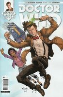 Eleventh doctor year 2 issue 8a