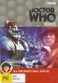 Robot australia dvd