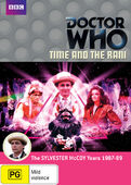 Time and the rani australia dvd