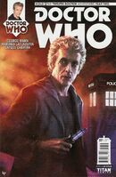 Twelfth doctor year 2 issue 7a