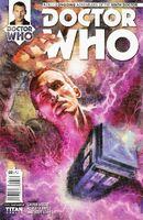 Ninth doctor ongoing issue 2a