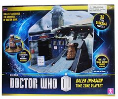Dalek invasion 3.75