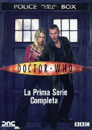 Complete first series italy dvd