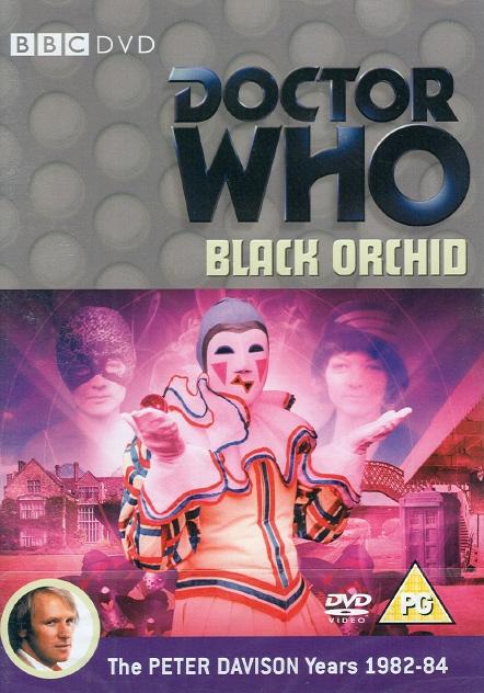 Black orchid uk dvd