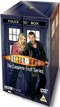 Complete first series uk dvd