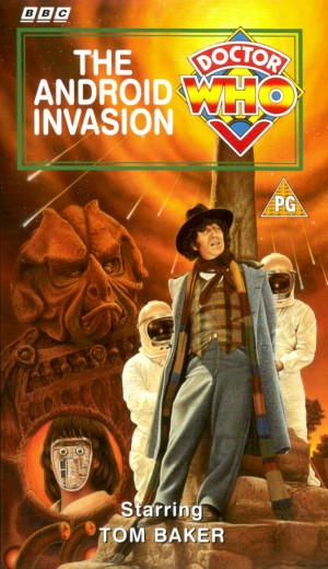 Android invasion uk vhs