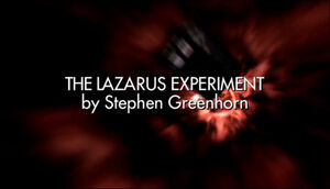 Lazarus experiment