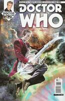 Twelfth doctor year 2 issue 6a