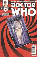 Eleventh doctor issue 6a