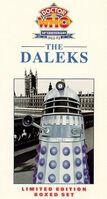 Daleks limited edition boxed set us vhs